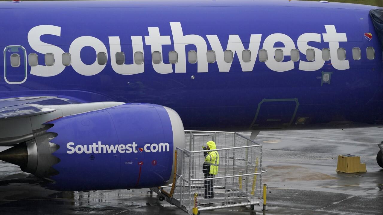 Southwest Flight Attendant Assault
