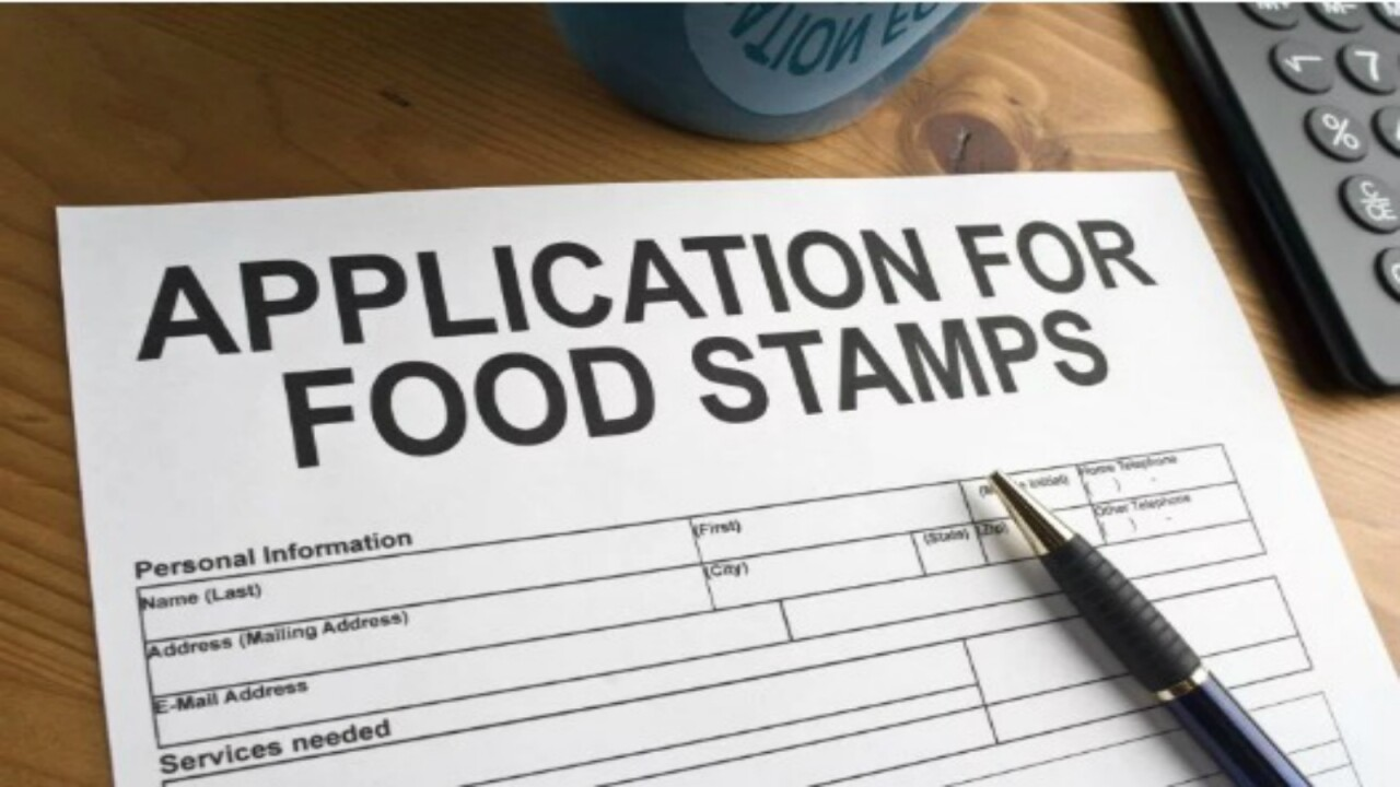 Virginia faces fine due to food stamp errors