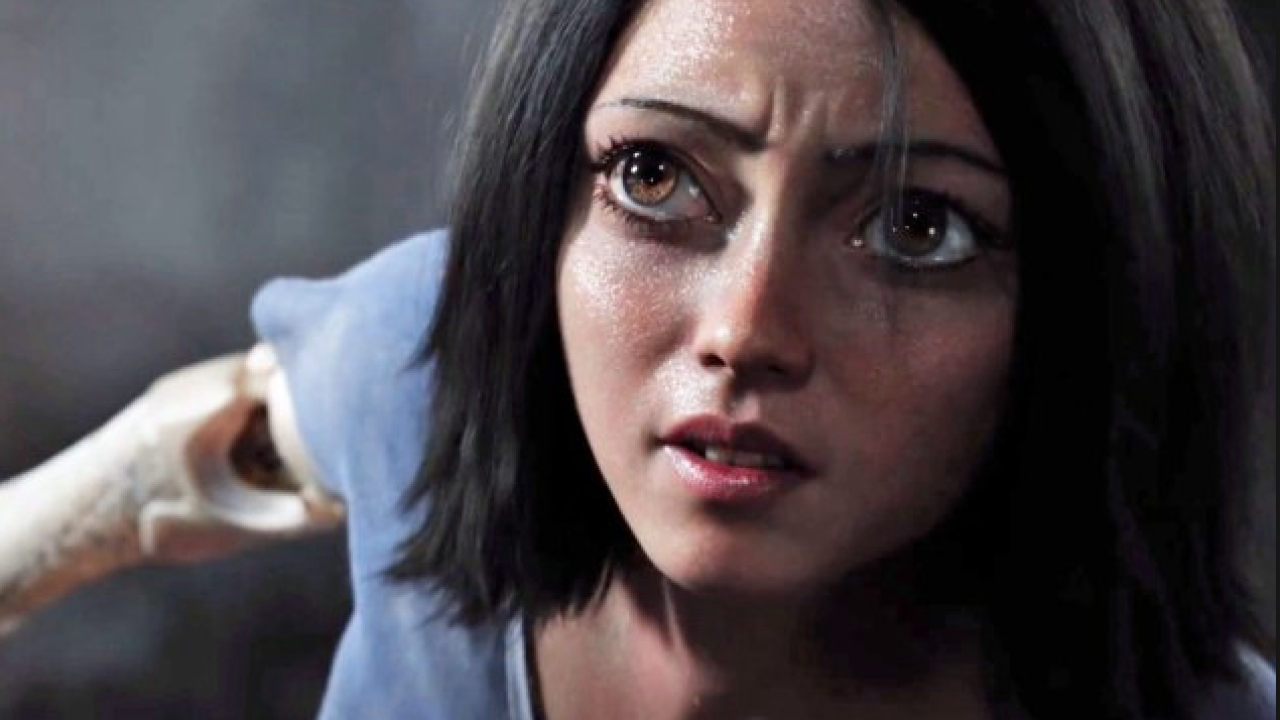 Move review: 'Alita: Battle Angel'  dazzles with vision, visuals