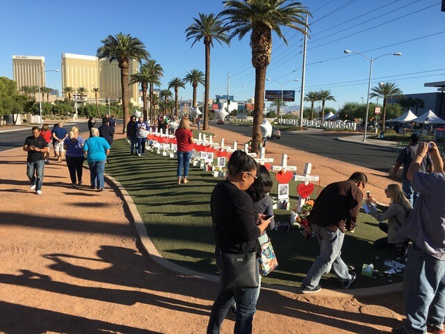 Las Vegas: Remembering the victims, healing the community