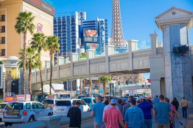 PHOTOS: Support for Vegas Golden Knights seen around Las Vegas valley