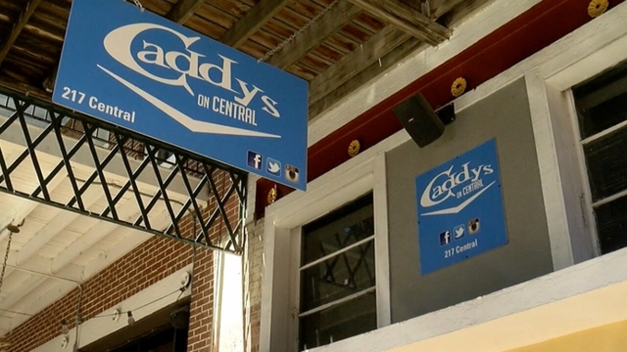 Dirty Dining: Caddy's on Central had rodents