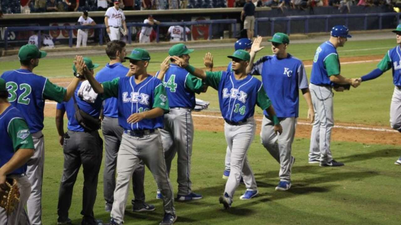 Lexington Legends Crowned Southern Division Champions