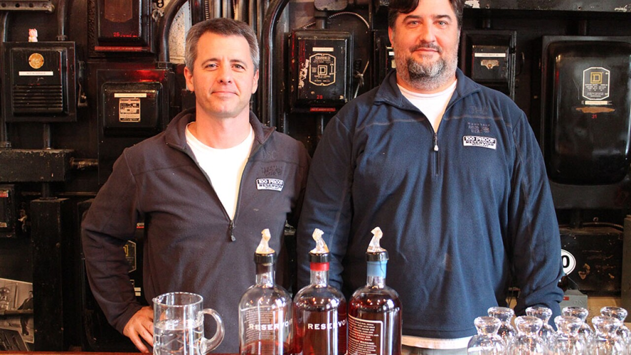 Reservoir Distillery spills into South Richmond