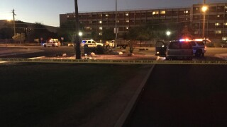 Deadly motorcycle crash 17th Avenue and Glendale