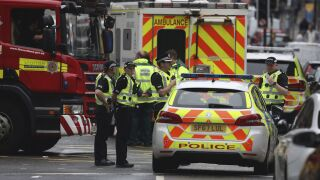 Six injured in attack in Scotland, assailant shot dead by police