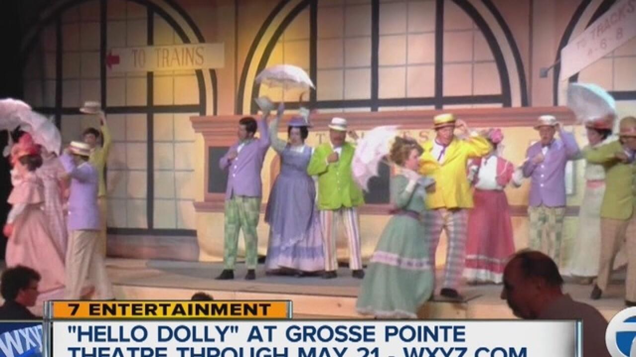 """""""Hello Dolly"""""""
