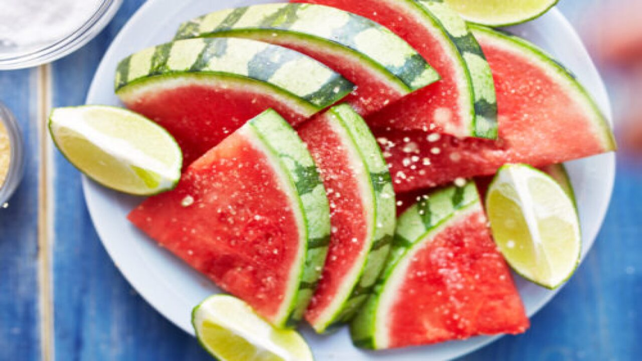 Boozy Watermelon Recipe Turns Your Fruit Into An 'edible Margarita'