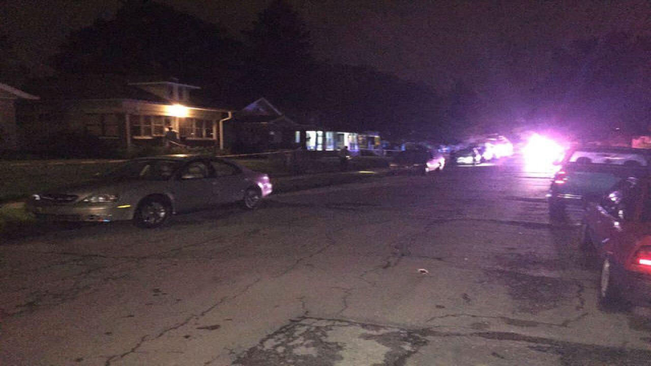 Man shot, killed on east side