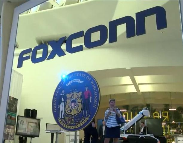 Racine County approves funding for Foxconn development