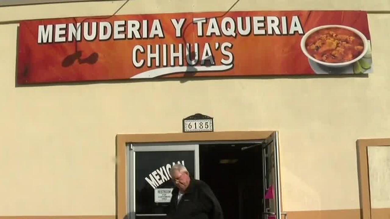 Chuhua's Menuderia y Taqueria