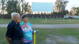 Ruskin Family Drive-In Theater