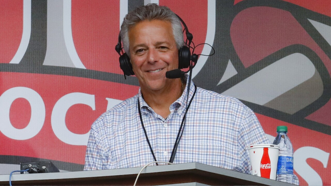 MLB broadcaster Thom Brennaman apologizes for using homophobic slur during live broadcast