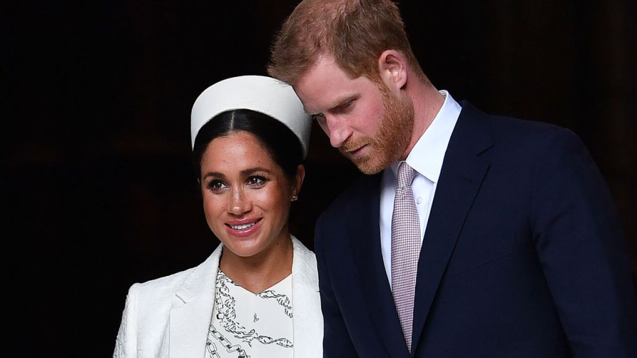 How Harry and Meghan might become 'financially independent'
