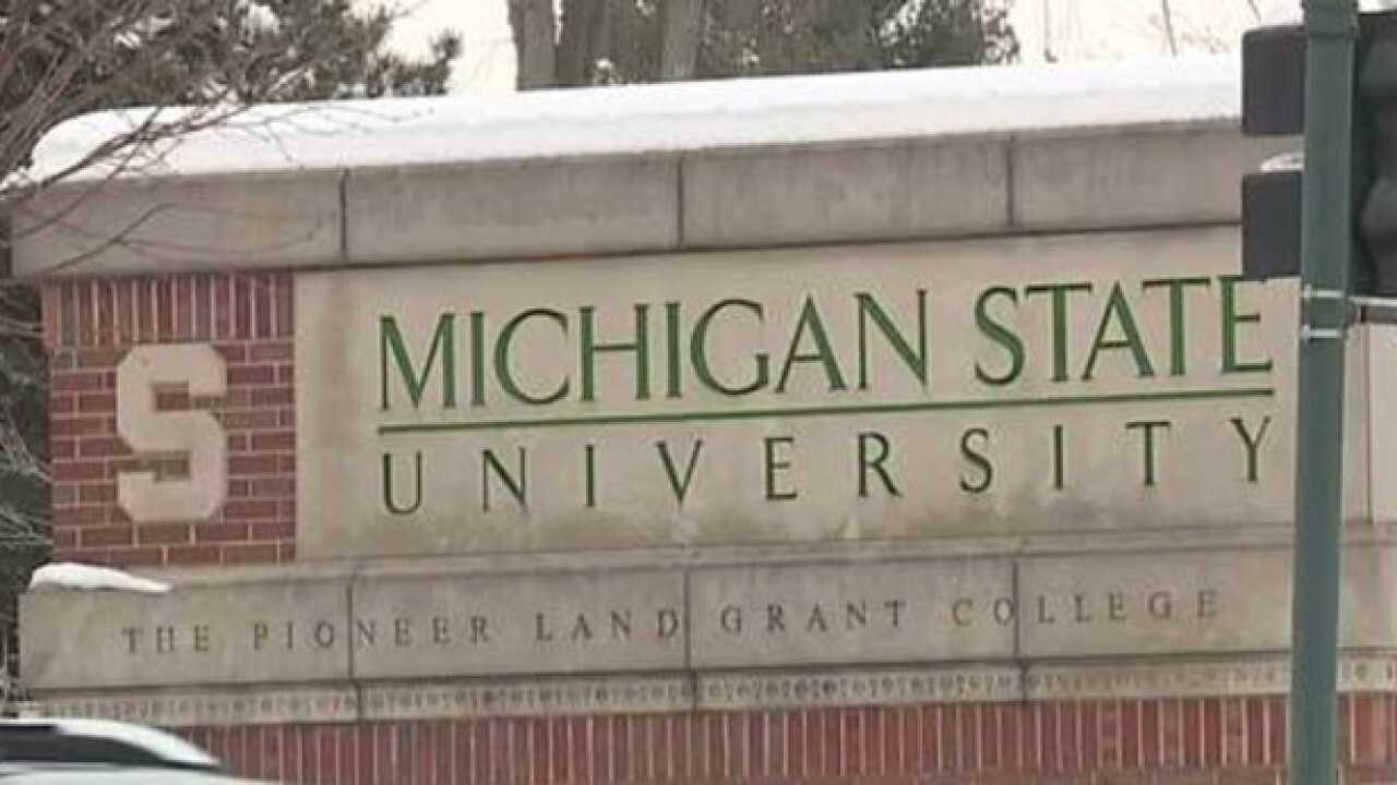 Advisers to help Michigan State deal with sexual misconduct
