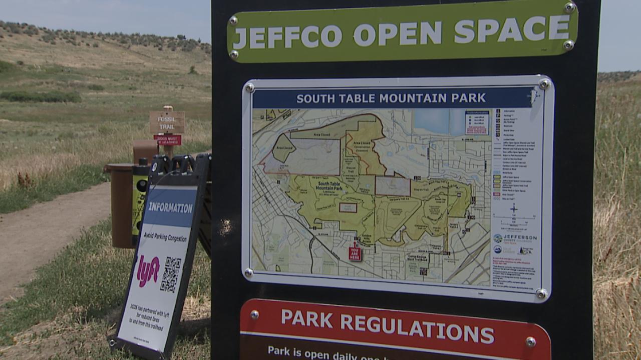 Jefferson County Open Spa