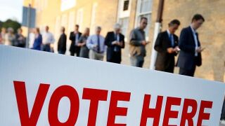 Indiana Democratic Party says text messages with incorrect polling place info caused by system error