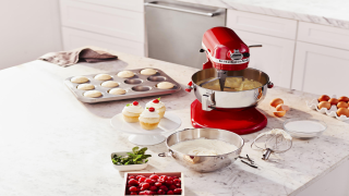 Get a KitchenAid Professional Stand Mixer for $260 right now