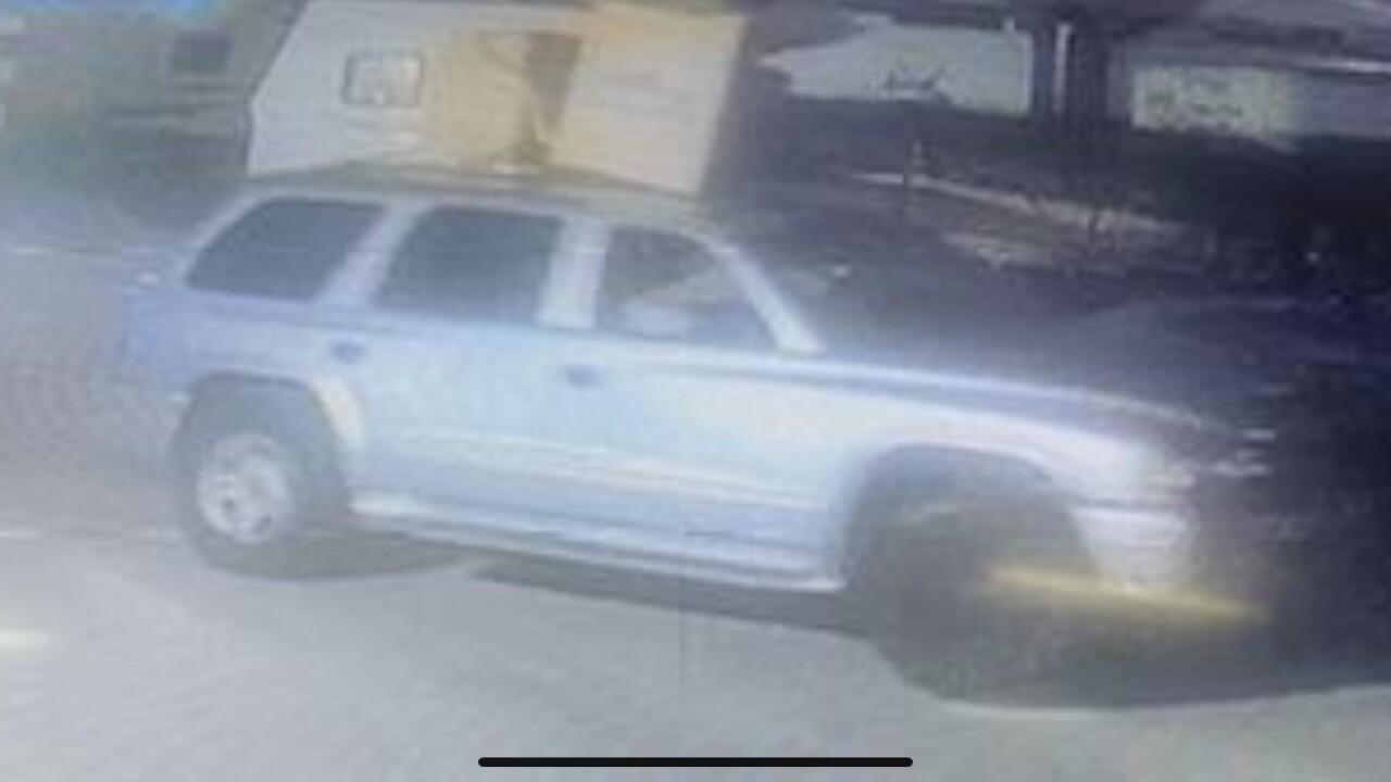 Car identified by family in Aurora storage unit burglary
