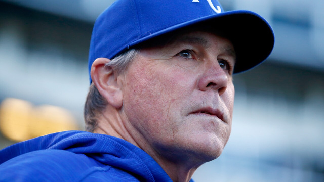 Ned Yost agrees to one-year extension