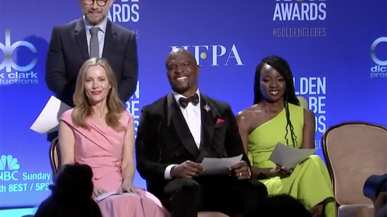 Golden Globe nominations announced Thursday
