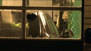 Break-in at car dealership