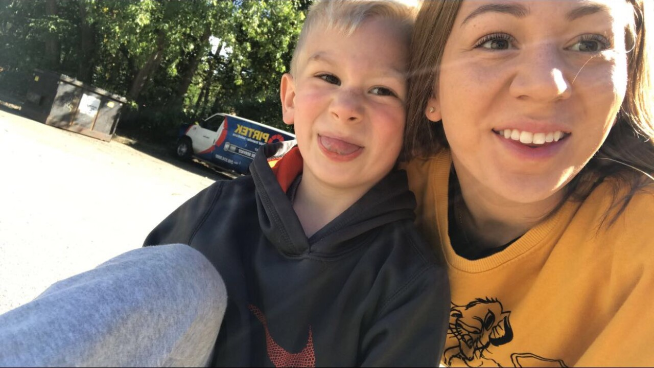 Portage County mom torn between in-person learning or remote learning, at risk of losing job