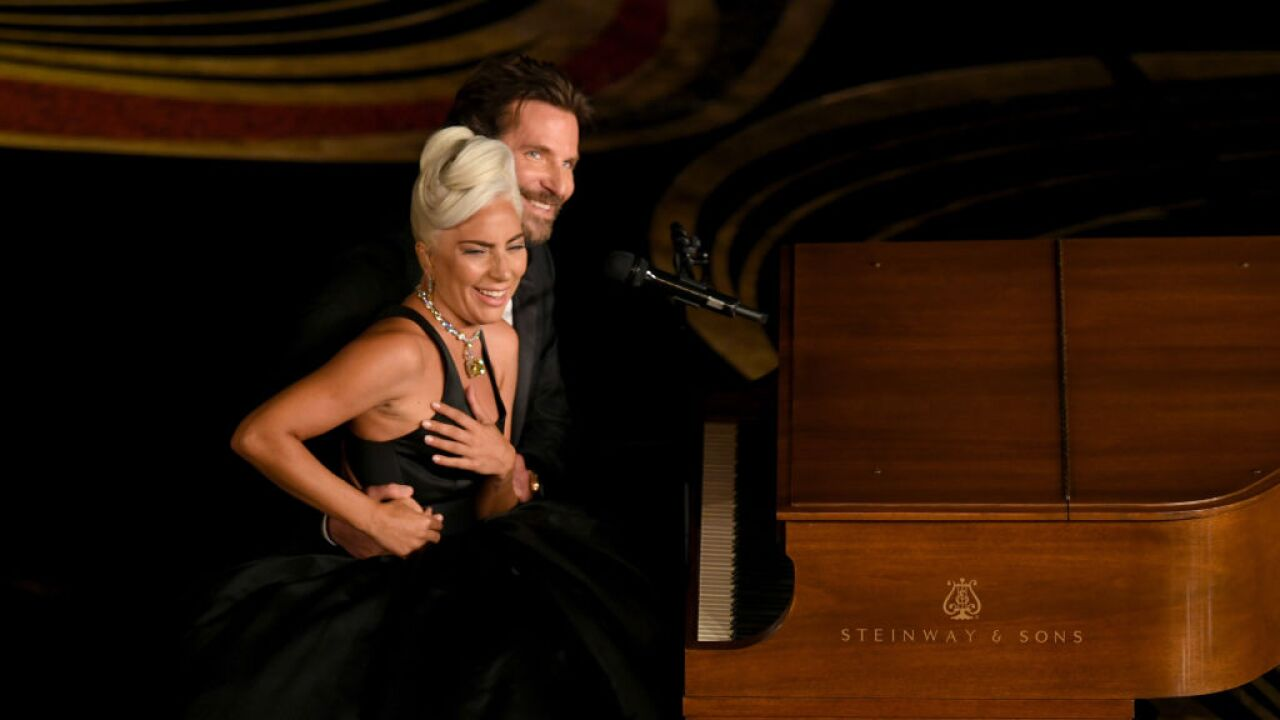 Bradley Cooper and Lady Gaga's Oscars performance took viewers 'off the deep end'