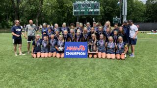North Muskegon girls soccer wins first-ever state championship