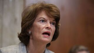 Republican senator says she's 'struggling' over support for Trump