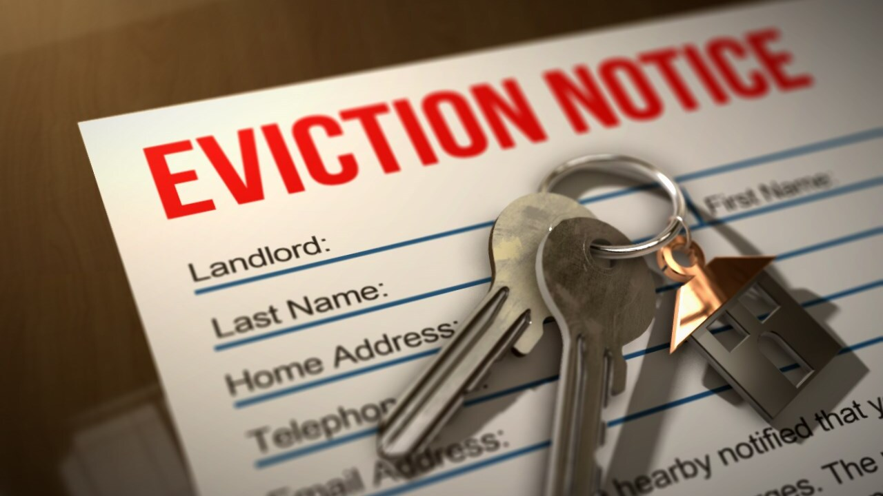 File Photo: Eviction Notice