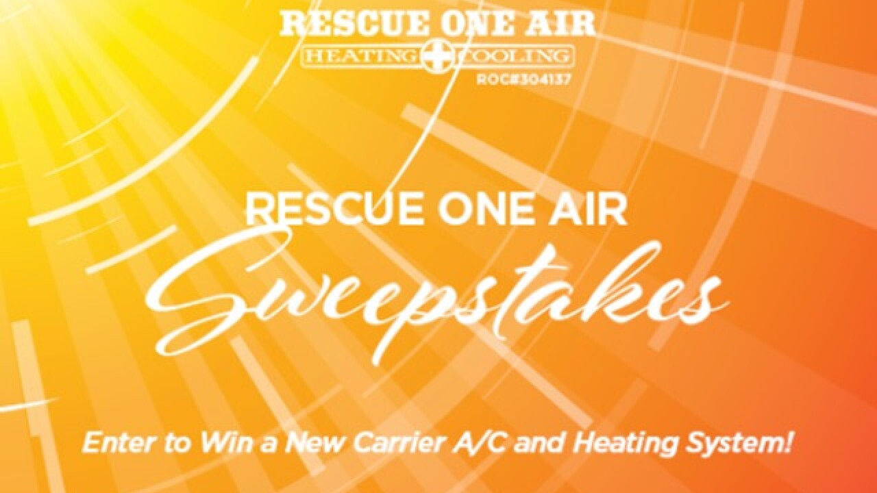 RULES: Enter to win a new air conditioner!