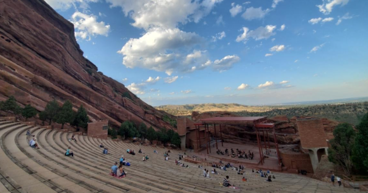 More Colorado Symphony concerts, drive-in Film on the Rocks coming to Red Rocks this month