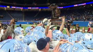 Mona Shores wins first state title in school history