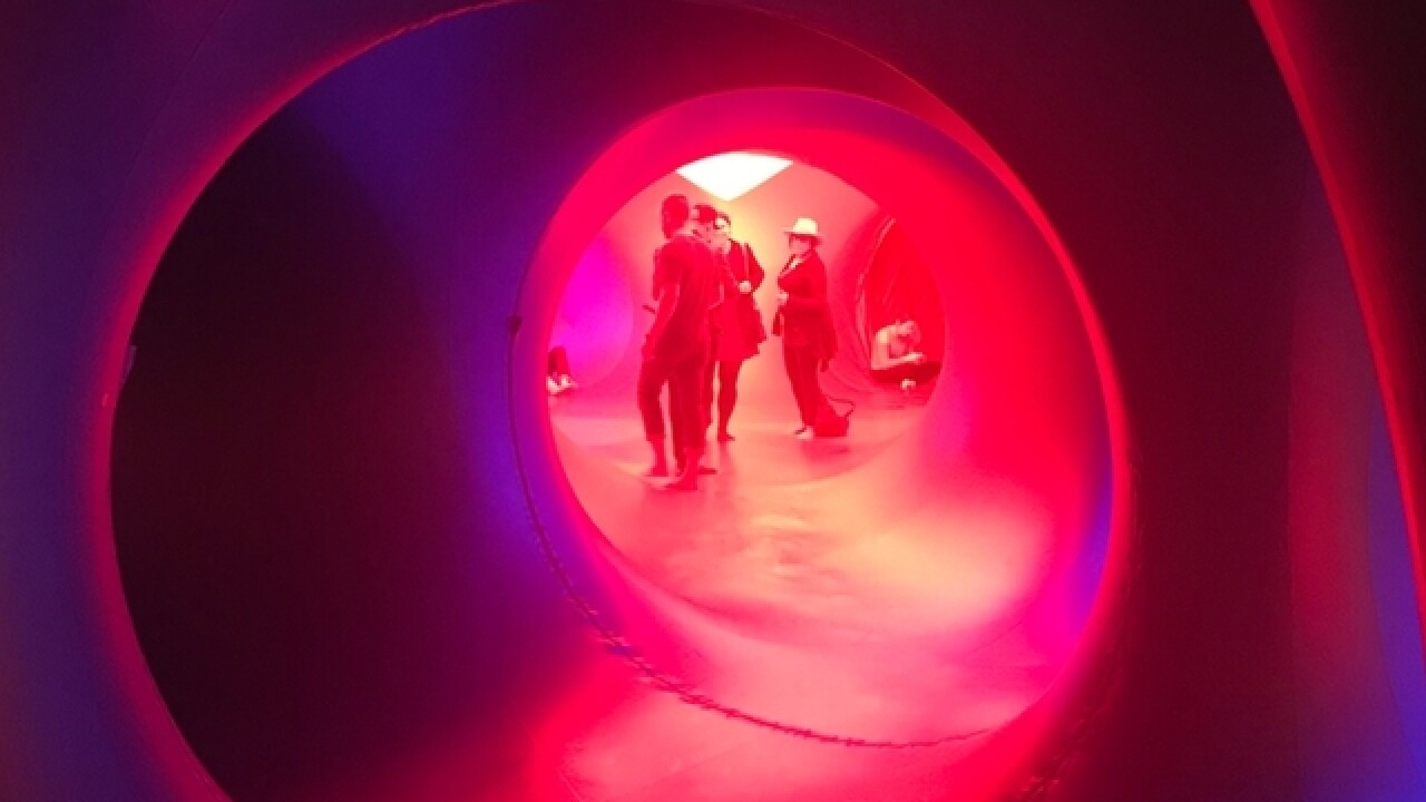 BLINK: Luminarium creates out-of-this-world experience in OTR