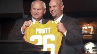 Tennessee Pruitt  Fired Football