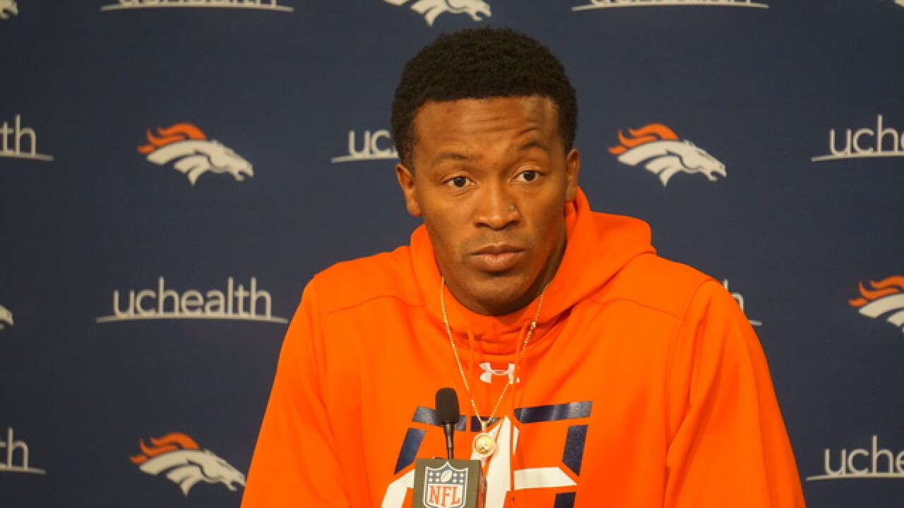 Broncos ship Demaryius Thomas to Texans for draft picks