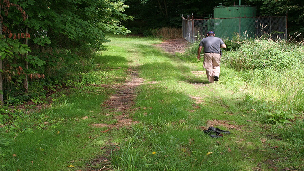 Dead body found in wooded area in Rittman