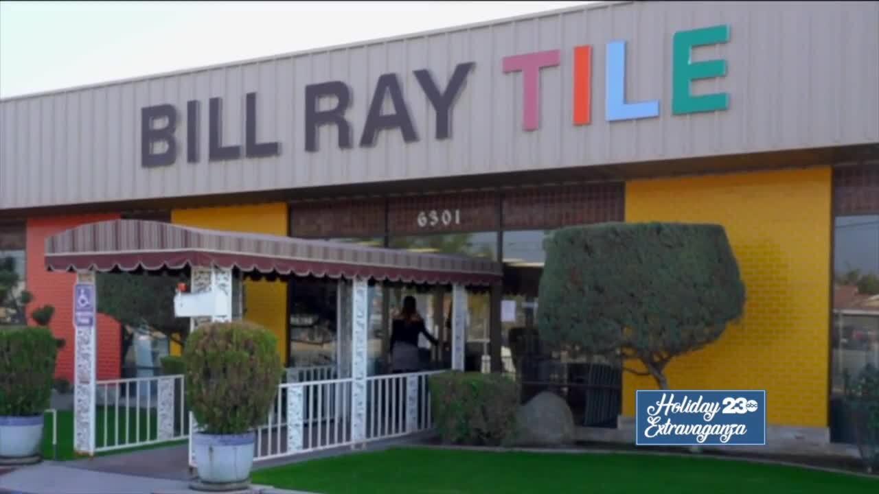 Holiday Extravaganza Bill Ray Tile