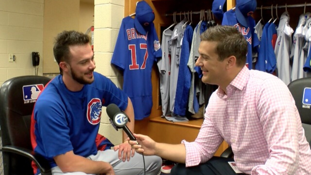 Cubs star Kris Bryant offers Lions fans advice on waiting for championship