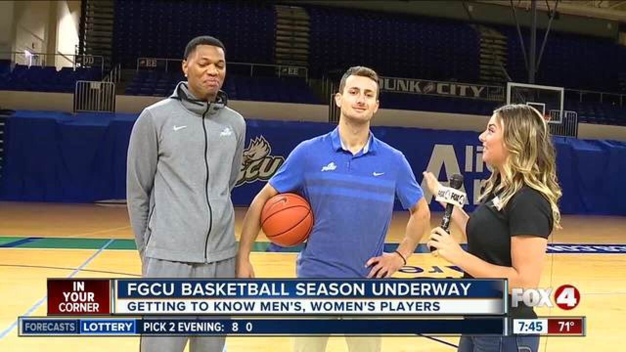 FGCU basketball season underway