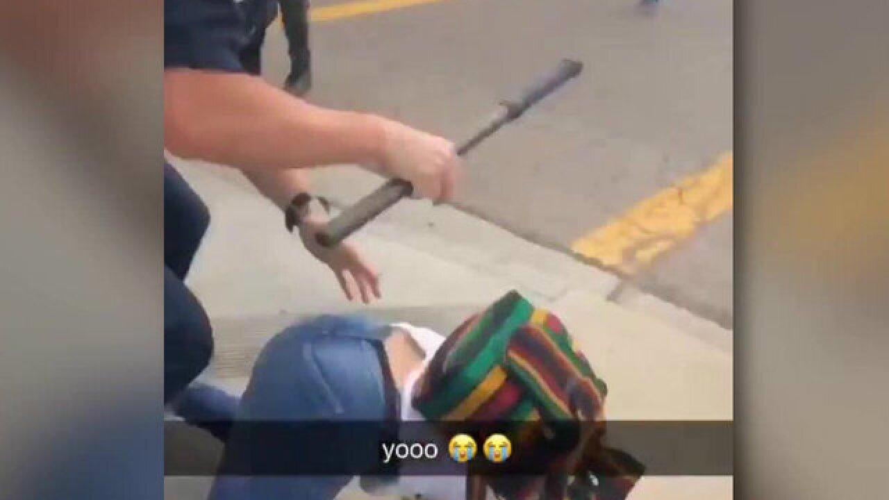 Chula Vista police react to controversial video