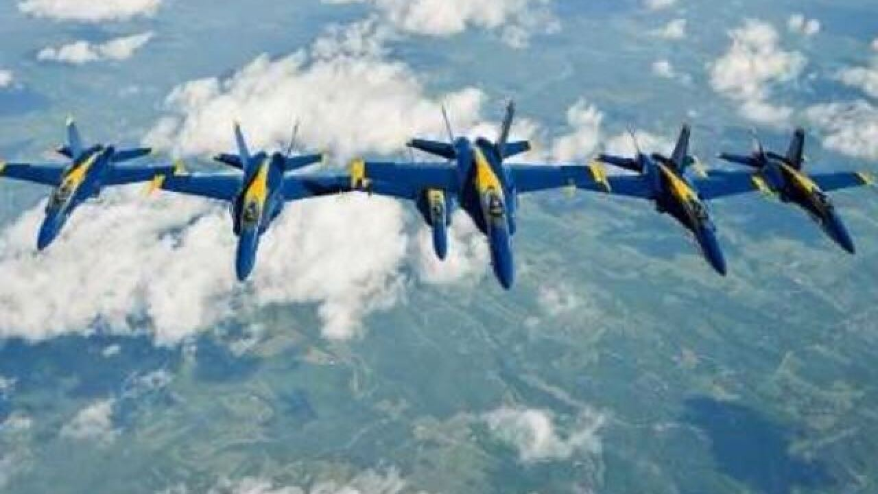 Milwaukee Air & Water Show returns to Lake Michigan this weekend