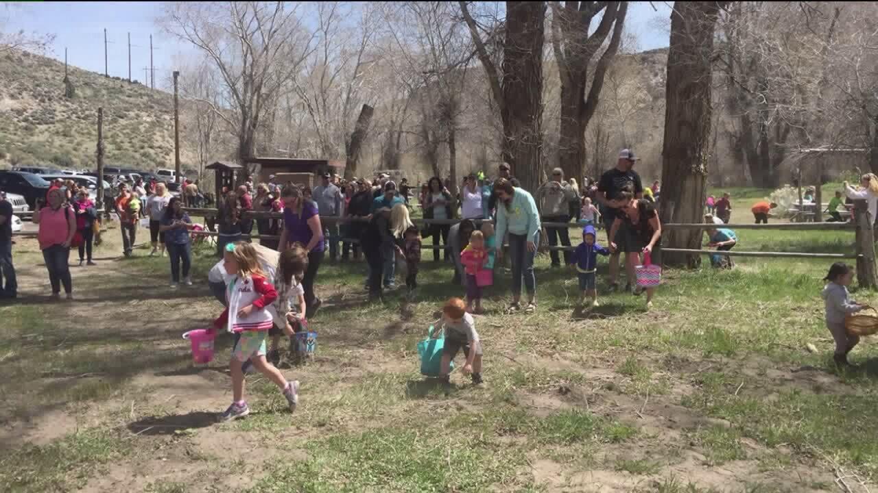 Utah Adventure: Spring 'Egg'stravaganzas at Utah StateParks