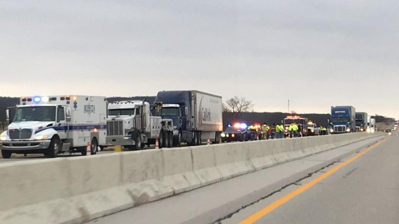 Crews respond to deadly auto-ped crash