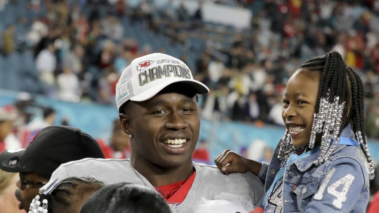 Sammy Watkins, Super Bowl Winner