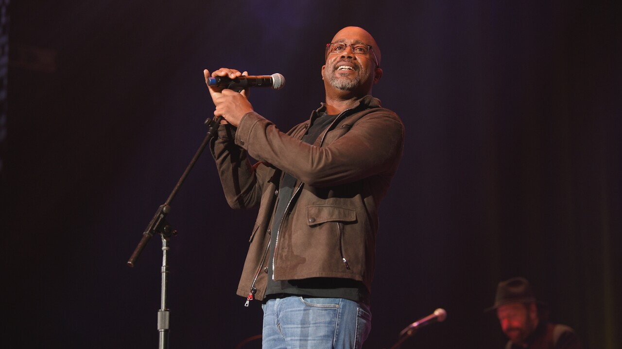Country music star Darius Rucker's event has now raised more than $2 million for St. Jude