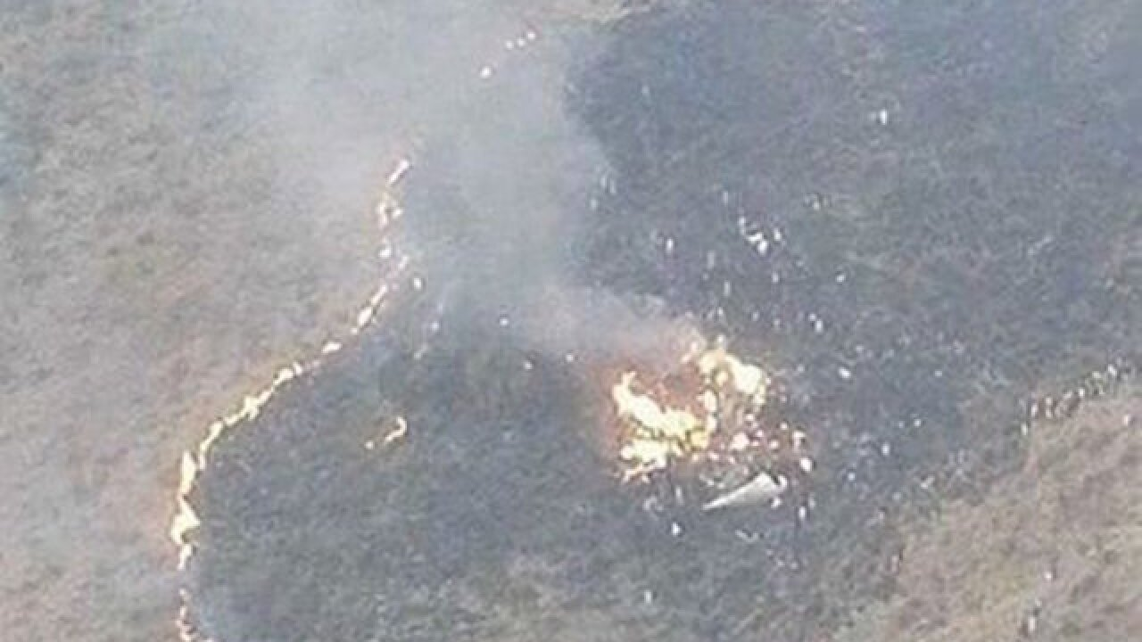 Plane missing after takeoff in Pakistan