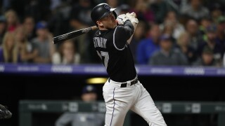 Story, Rockies $750K apart; Gray gets $5.6 million