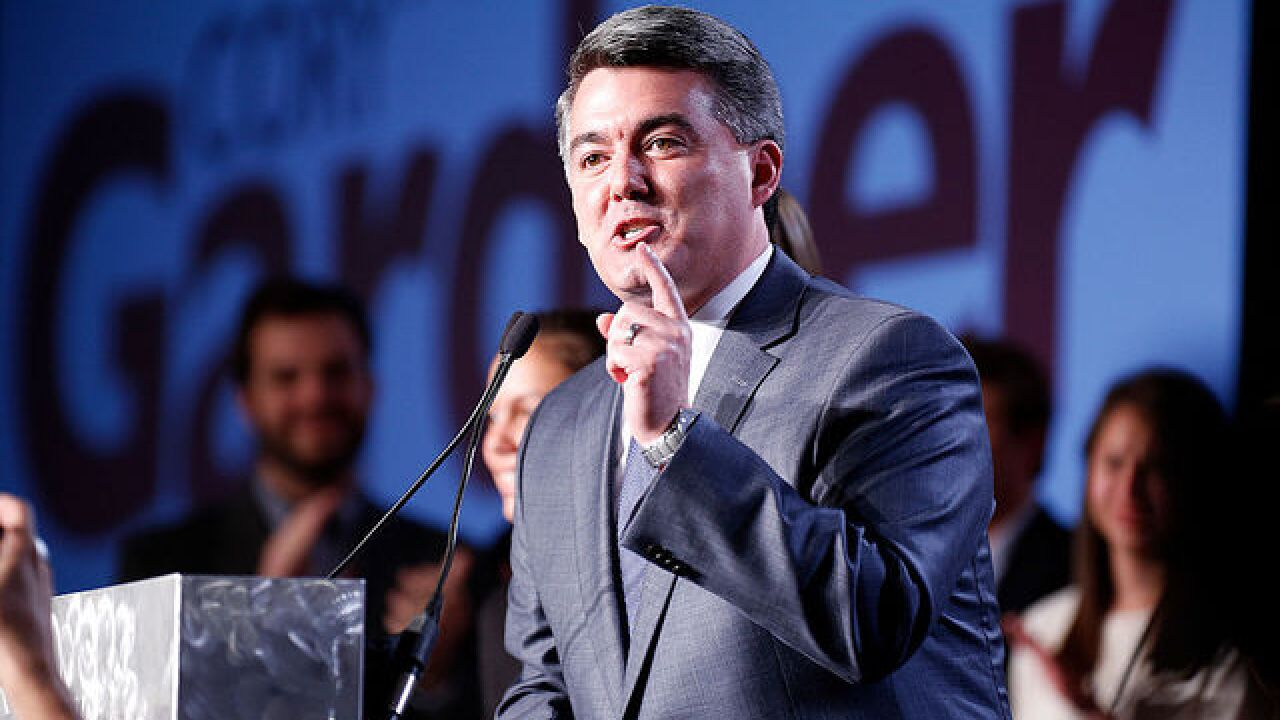 Colorado Sen. Cory Gardner to host telephone town hall meeting amid uproar